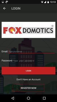 Fox Domotics screenshot 1