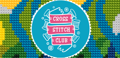 Cross Stitch Club —Sewing by Number with a Hoop