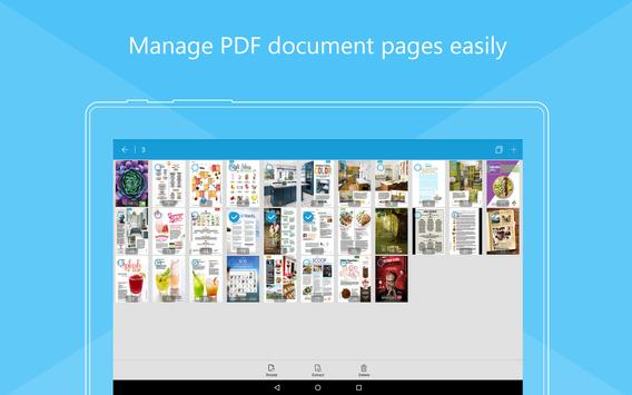 Foxit MobilePDF  - PDF Reader Editor تصوير الشاشة 18