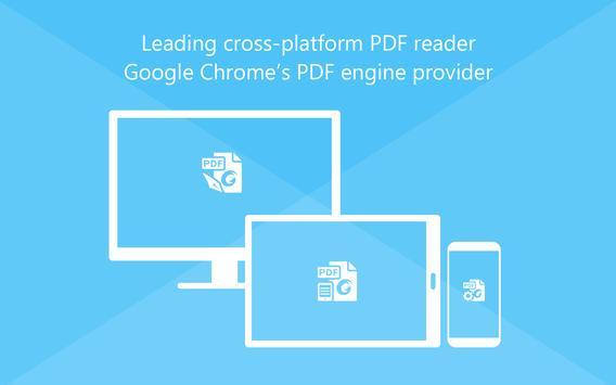 Foxit MobilePDF  - PDF Reader Editor تصوير الشاشة 7