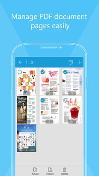 Foxit MobilePDF  - PDF Reader Editor تصوير الشاشة 5