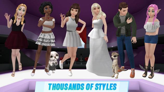 Virtual Sim Story: Dream Life screenshot 13