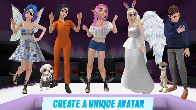 Virtual Sim Story: Dream Life screenshot 19