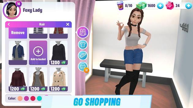 Virtual Sim Story: Dream Life screenshot 4