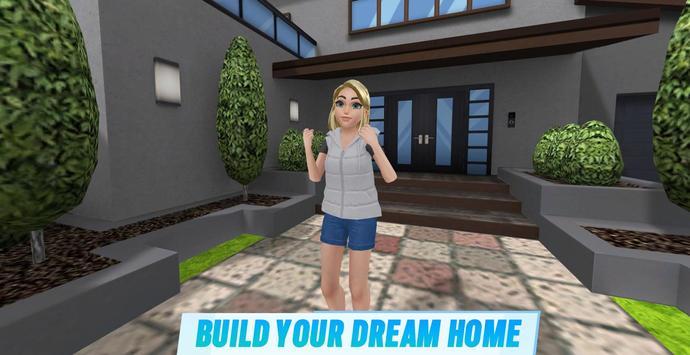 Virtual Sim Story: Dream Life screenshot 6