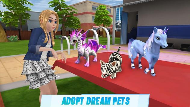 Virtual Sim Story: Dream Life screenshot 9