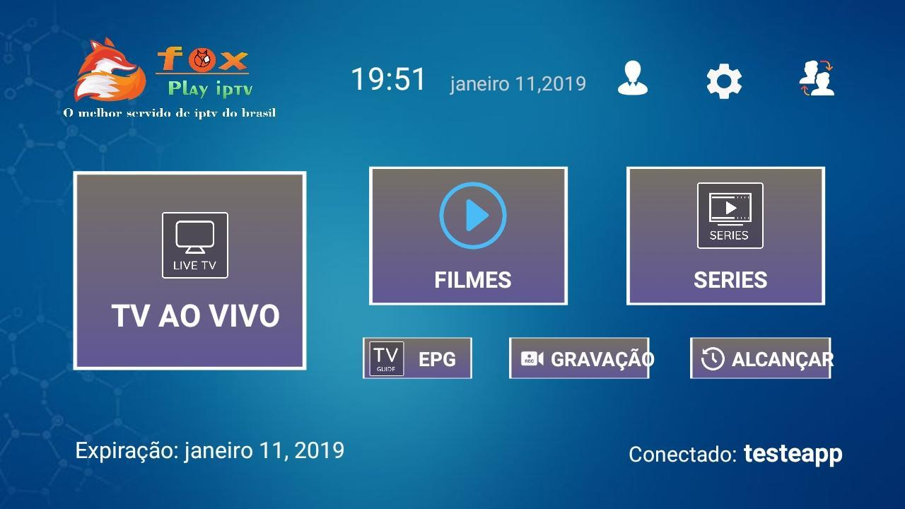 Fox Play Iptv Apk