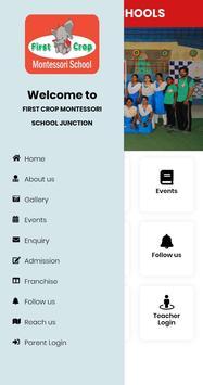 First Crop Montessori School - Junction screenshot 2