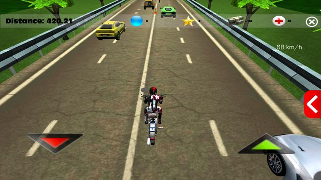 Racing Bike Free screenshot 17