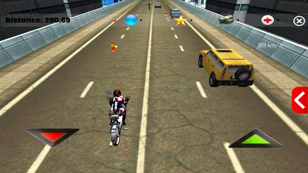 Racing Bike Free screenshot 8