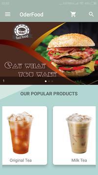 Order Fast Food(Client App) screenshot 1