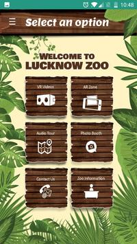 Lucknow Zoo poster