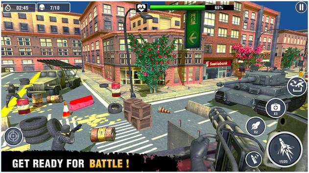 Kanonier Schlachtfeld: beste Schießspiele Screenshot 12