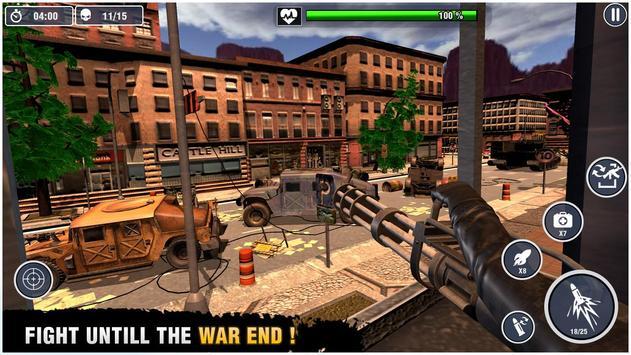 Kanonier Schlachtfeld: beste Schießspiele Screenshot 14