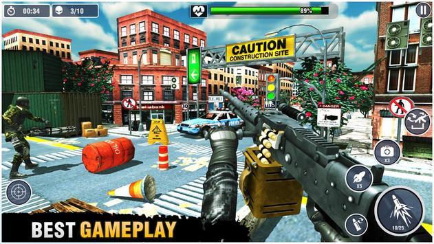 Kanonier Schlachtfeld: beste Schießspiele Screenshot 5