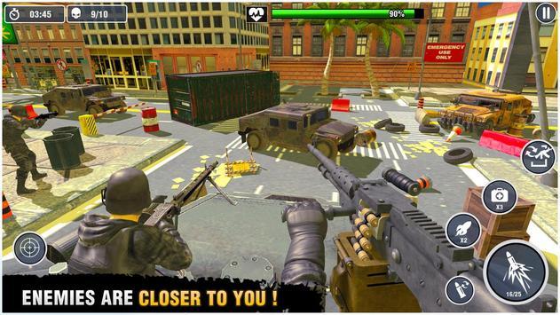Kanonier Schlachtfeld: beste Schießspiele Screenshot 8