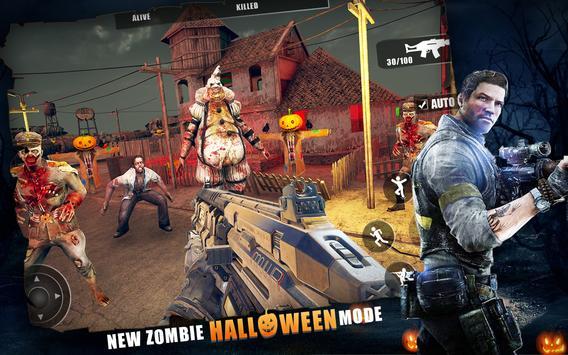 Free Survival Battleground  Fire : Battle Royale screenshot 22