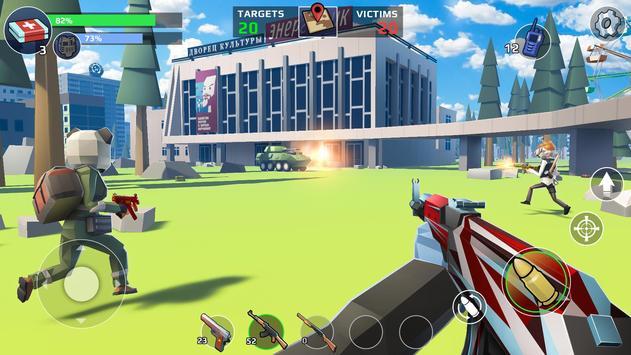 Battle Royale: FPS Shooter captura de pantalla 6