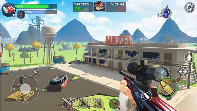Battle Royale: FPS Shooter captura de pantalla 7