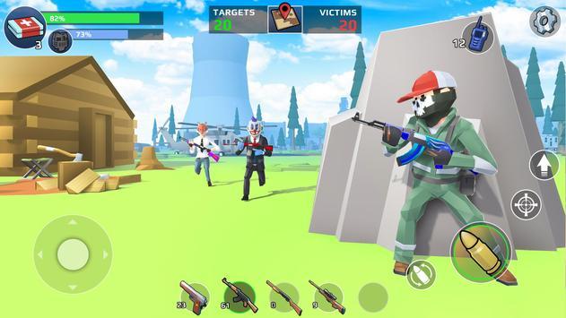 Battle Royale: FPS Shooter captura de pantalla 8