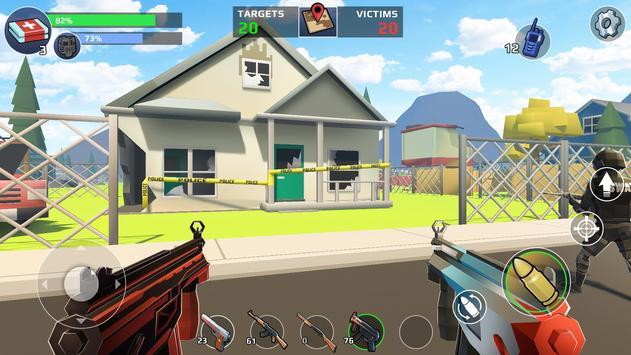 Battle Royale: FPS Shooter captura de pantalla 12