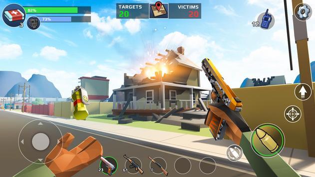 Battle Royale: FPS Shooter captura de pantalla 18