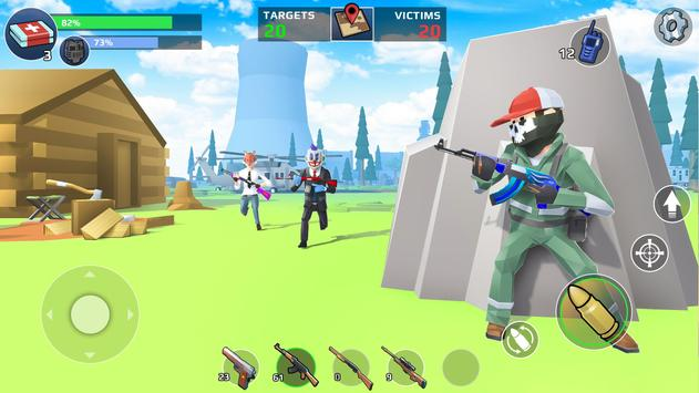 Battle Royale: FPS Shooter screenshot 1