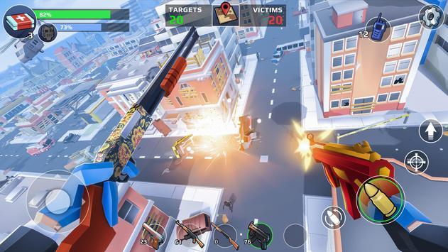 Battle Royale: FPS Shooter captura de pantalla 3