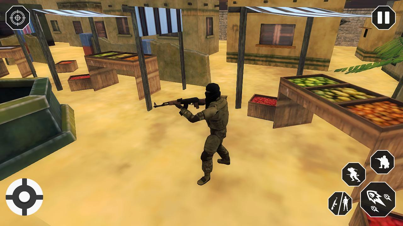 Fps Battleground Free Fire Command 3d For Android Apk Download