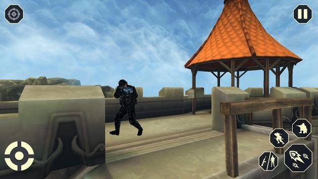 Call of IGI Commando Duty 2019 - Free Fire FPS screenshot 2