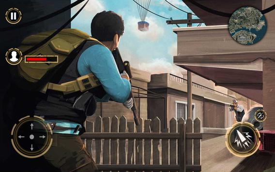 Battleground Free Fire Survival Best Shooting Game screenshot 1
