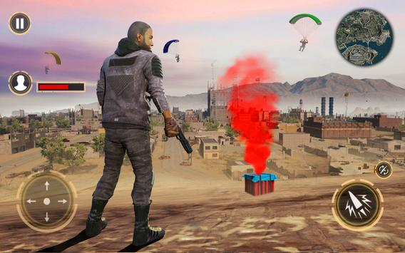 Battleground Free Fire Survival Best Shooting Game screenshot 2