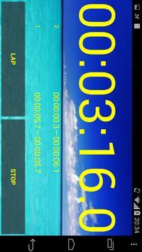 Stopwatch en timer screenshot 2