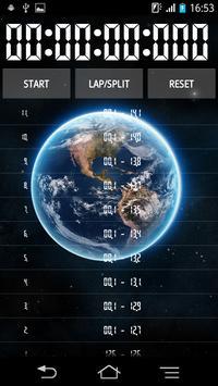 Stopwatch en timer screenshot 4