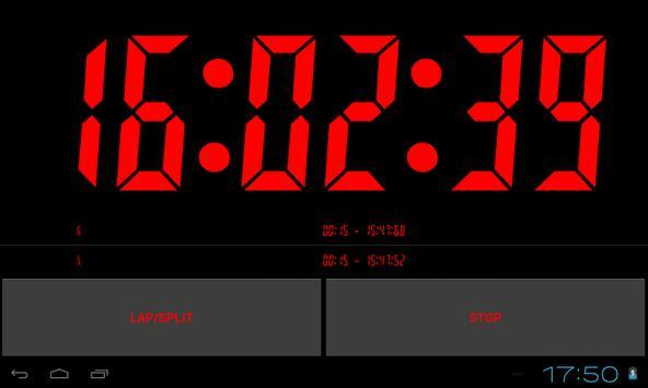 ストップウォッチ & タイマー [読み上げ 秒読み カウントダウンタイマー インターバルタイマー] スクリーンショット 15