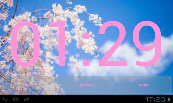 ストップウォッチ & タイマー [読み上げ 秒読み カウントダウンタイマー インターバルタイマー] スクリーンショット 19
