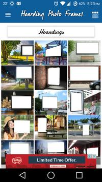 Hoarding Photo Frames poster