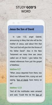Bible Studies in Depth screenshot 2