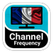 France Channels Frequency