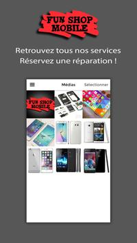 Fun shop mobile screenshot 3