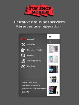 Fun shop mobile screenshot 4