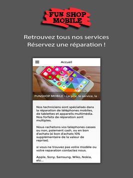 Fun shop mobile screenshot 5