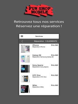 Fun shop mobile screenshot 6