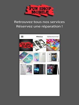 Fun shop mobile screenshot 7