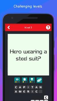 Hero Quiz screenshot 9
