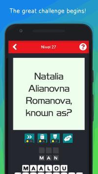 Hero Quiz screenshot 11