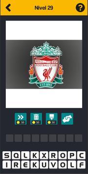 Football Clubs Logo Quiz screenshot 9