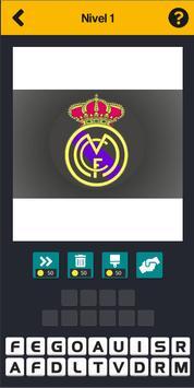 Football Clubs Logo Quiz screenshot 13