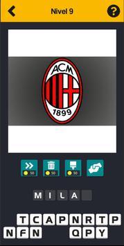 Football Clubs Logo Quiz screenshot 2