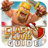 Guide for Clash of Clans CoC biểu tượng